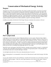 Conservation of Mechanical Energy with Work Energy Activity for Capstone.pdf