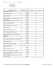 preparing for accounting exam-assignments and answers 2014.xlsx