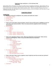 Study Guide - Final Exam.doc