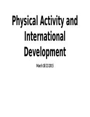 Physical Activity and International Development - Moodle.pptx