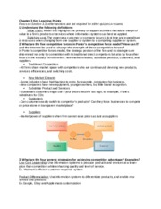 Chapter 3 Key Learning Points 1.docx