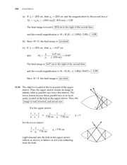 32_Ch 23 College Physics ProblemCH23 Mirrors and Lenses