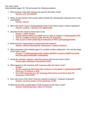 Krebs Cycle - Student Worksheet LSM 2.2-3 The Krebs Cycle Fill in ...