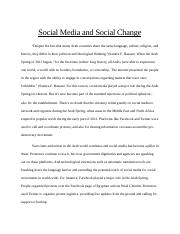 Social Media and Social Change.docx