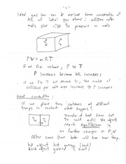ENGR 280 Gas Law Notes