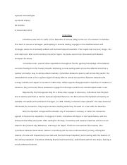 Essays On Science  Pages Columbus Essay Essay For Students Of High School also Example Of Thesis Statement In An Essay The Similarities Between Columbus And Las Casas At First Were The  Thesis For A Narrative Essay