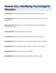 Answer Key - Identifying Psychological Disorders - SP2015.pdf