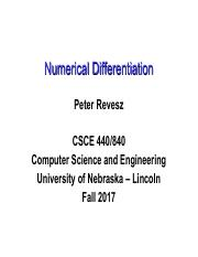 16. Numerical Differentiation.pdf