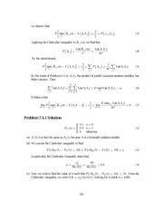 Problem Solutions,2nd Edition (STAT) 281