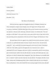 Child Obesity Essay