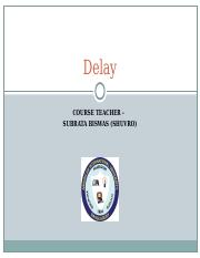 No_5_A_RC Delay.ppt