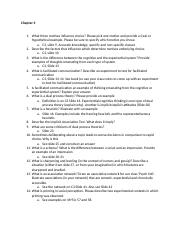 Test 2 sample Questions (including C5).docx
