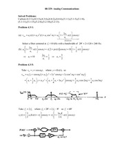 ELEC 329 Practice for Midterm 1 Solutions