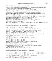 Calculus Solutions 20