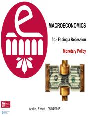 Class Slides - Monetary Policy.pdf