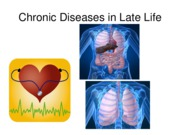 Chronic Diseases in Late Life