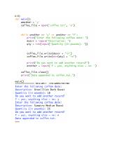 python ch6 examples 6-15,16,17