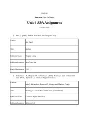 Unit 4 APA Assignment.docx