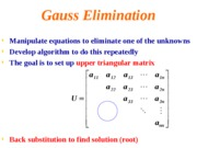 Lecture+19--Gauss+Elimination