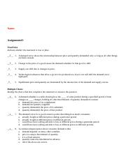 Assignment #3 w:answers.docx