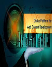 Web Content Management System txt - Content repository can