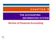 ch03 - Accounting Review