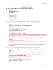 evan 101 methods of evangelism paper module 7 Start studying evan 101 final exam learn vocabulary, terms, and more with flashcards, games, and other study tools.