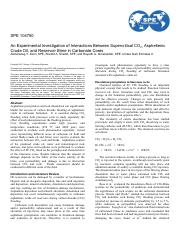 SPE-104750-CO2 Interaction.pdf