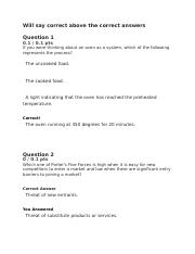 ISM 3011 Answers .docx