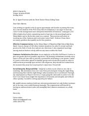 Cover Letter - Carter Adair