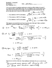 hw 2 solutions