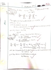 Homework 10 and Solutions
