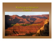 Chapter 9_ Weathering & Erosion