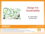 AME 588_2015_Lecture_9 EcoDesign_JOH_UOB_EN