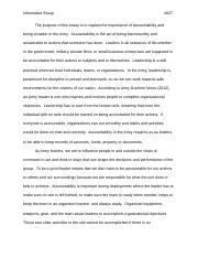 Informative Essay Conclusion