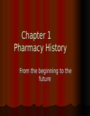 pharmacy-history-1-12-A.ppt