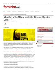 A Herstory of the #BlackLivesMatter Movement by Alicia Garza - The Feminist Wire.pdf
