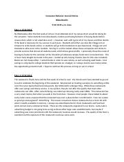 Consumer Behavior Journal Entries 1-10.docx