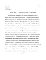 weekly paper #1 ENG346
