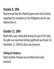 THE DEBACLE OF RIZAL_S DEATH