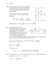 18_Ch 15 College Physics ProblemCH15 Electric Forces and Electric Fields