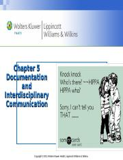 B244-Chapter 5 Powerpoint