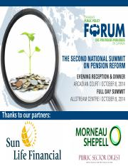 Second National Summit on Pension Reform - Final Slides.pptx