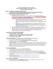 Checkout Policies_2014 july