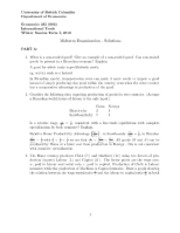 2010 - fall - midterm - solutions