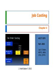 Chapter 4 - Cost Accounting - JKBaker(1)