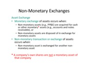 ADM3340 - non monetary exchanges - fall 2015