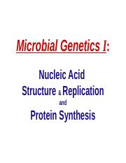 MicrobialGenetics(StudentView)(SP2012)