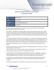Internal Audit Risk Assessment Questionnaire.docx