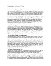 The Canterbury Tales Overview 3